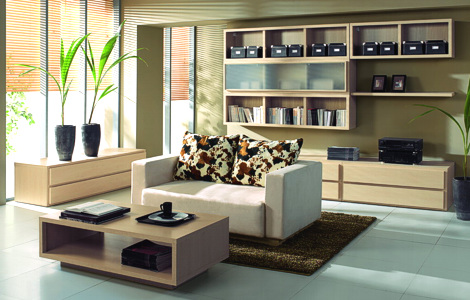 Мебель BRW: добротный дизайн для нашего городка