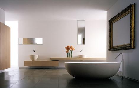 Ванные комнаты Boffi: Стройность мысли