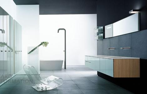 Ванная комната Boffi Square (Piero Lissoni)