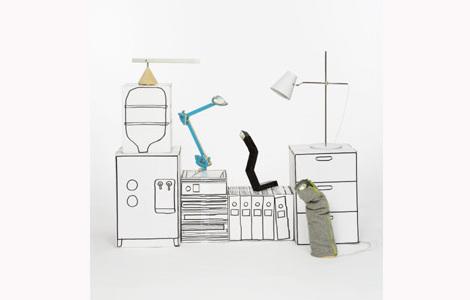 Anglepoise Lamp / Лампа
