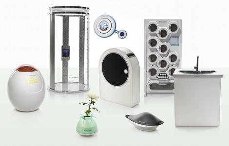 Победители Electrolux Design Lab 2007