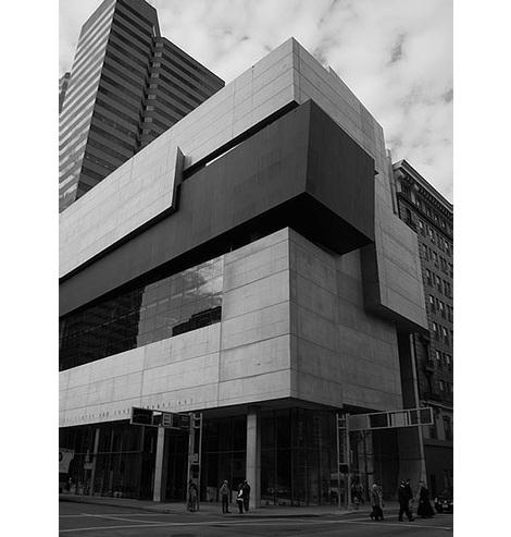 Центр современного искусства Розенталя в Цинциннати (США), 1999