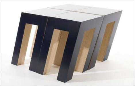 Три проекта. Волшебные стулья