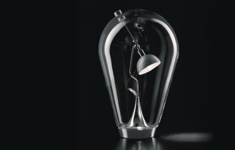 Лампа в лампочке