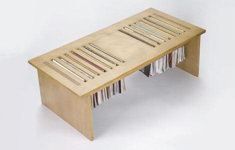 Собираем идеи: журнально-кофейный столик