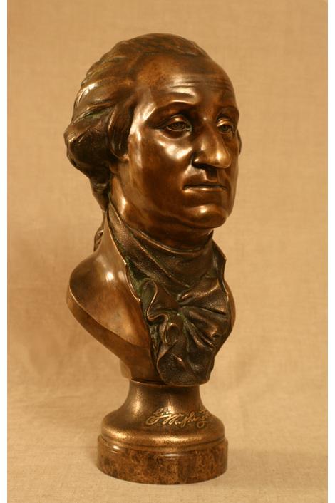 Андрій Корвач - Дж.Вашингтон (колекція Вікторії Слоун, США)