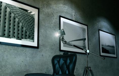 Transparent House. Лампа в «Лейке»