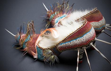 Марина Демпстер (Marina Dempster). Обувь с характером