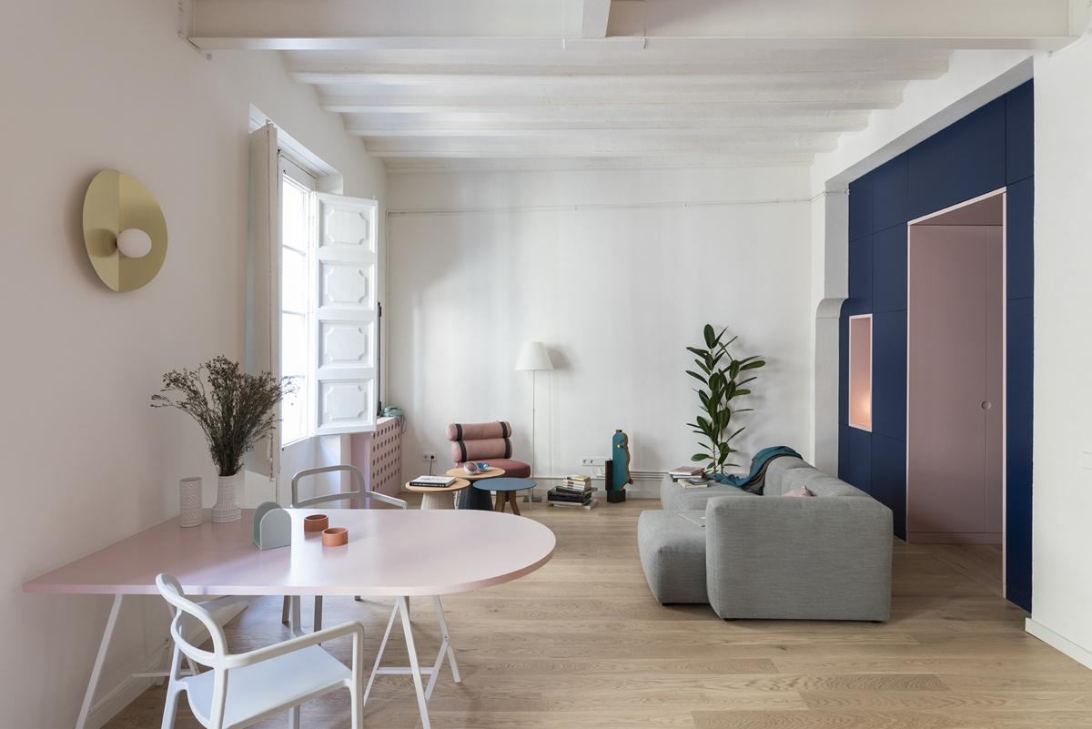 CaSa (Испания). Квартира фешн-дизайнера
