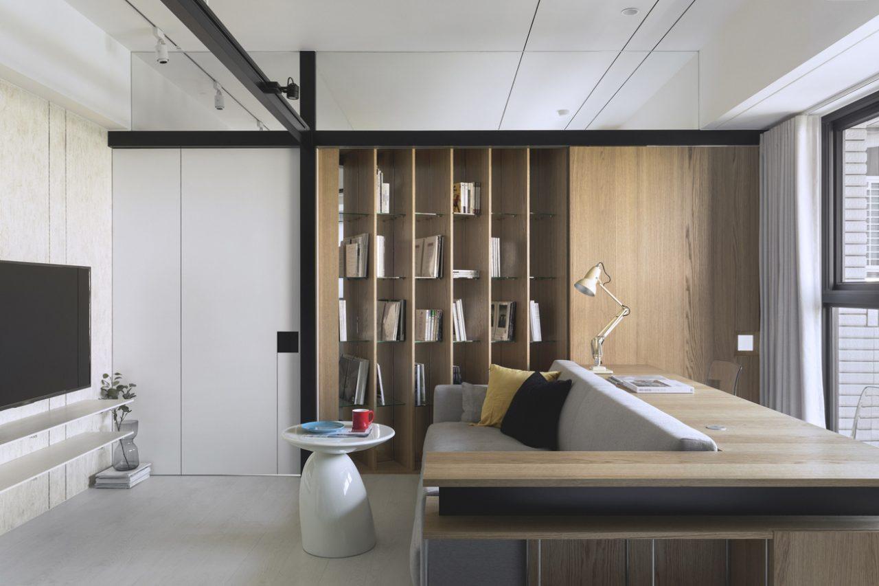 Studio In2 (Тайвань). Квартира в Тайпее