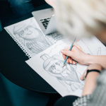 Скетчбуки для рисования Киев