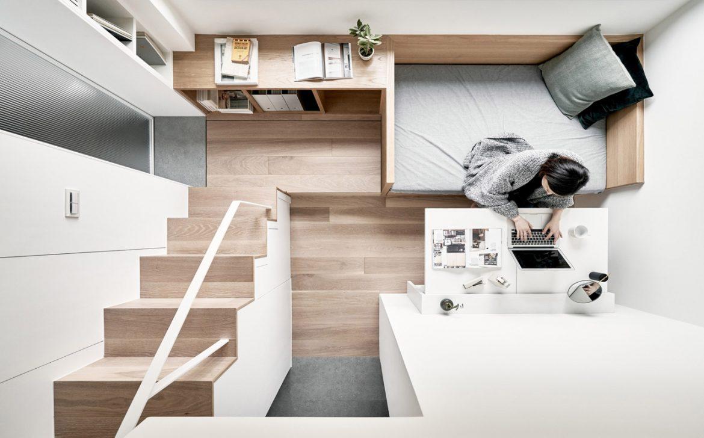 Интерьер смарт-квартиры