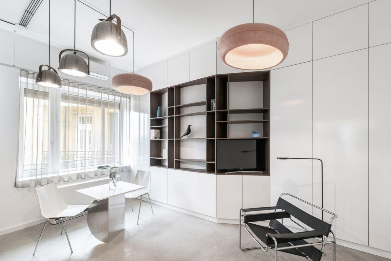 Как вам? Batlab architects (Венгрия). Квартира-трансформер