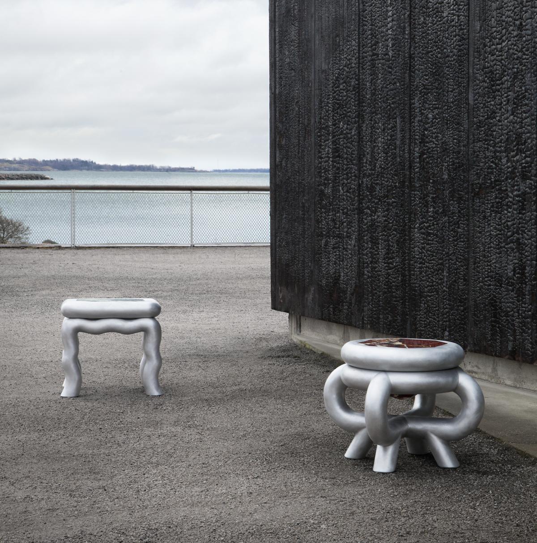 Kayiwa (Финляндия). Мебель из драгоценных камней