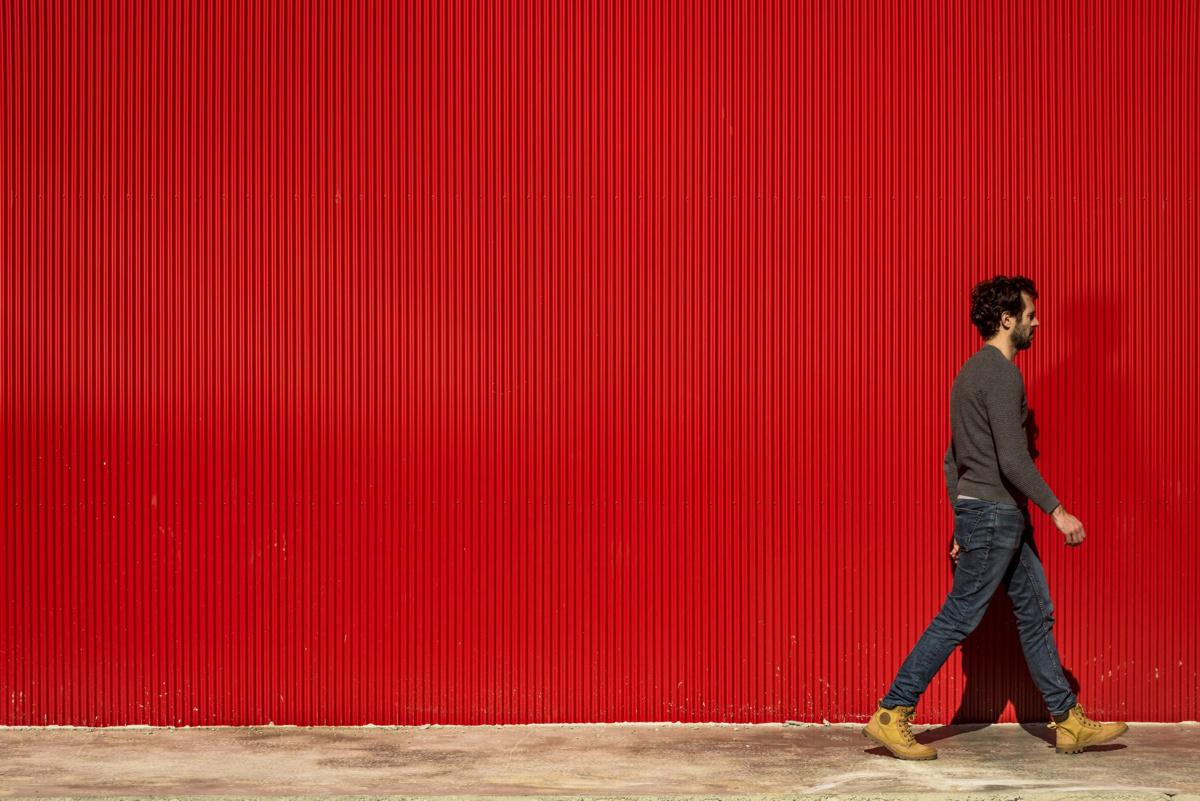 Как вам? Rebelo Andrade (Португалия). Красный домик