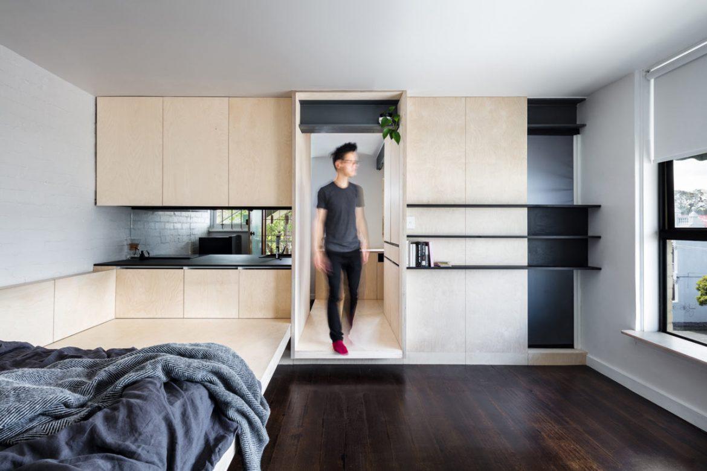 12 идей для маленьких квартир