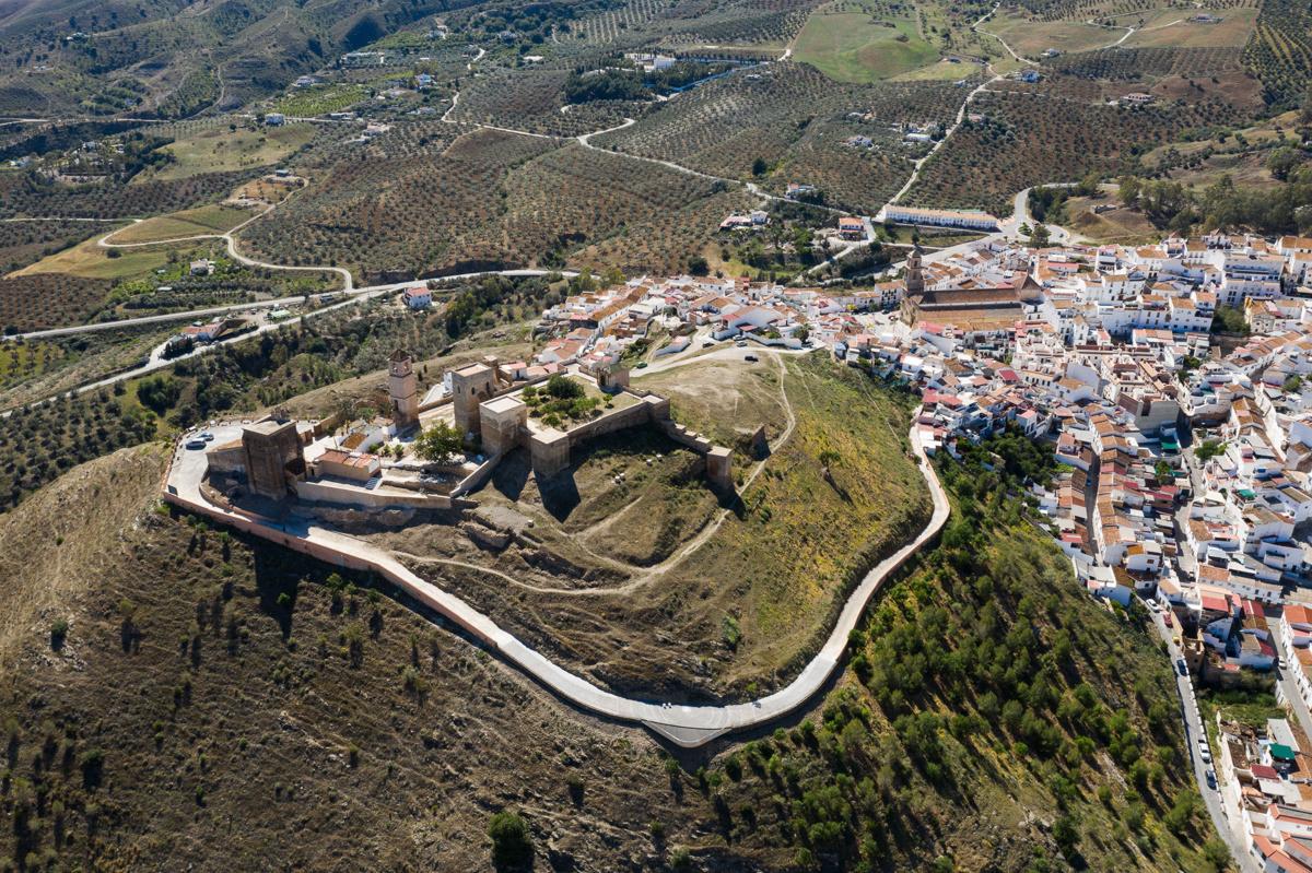 WaterScales Arquitectos (Испания). Обзорная площадка в Алоре