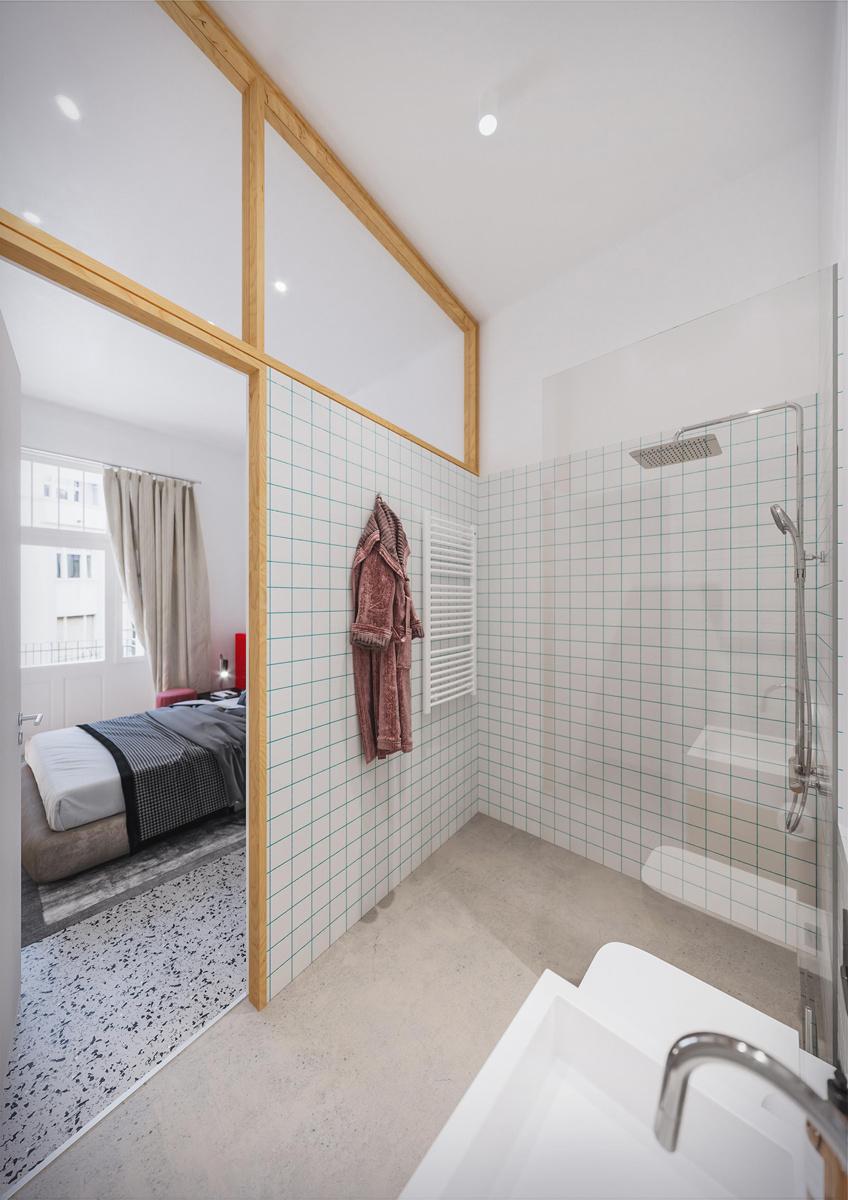 Как вам? Paradigma Ariadne (Венгрия). Яркая квартира в Будапеште