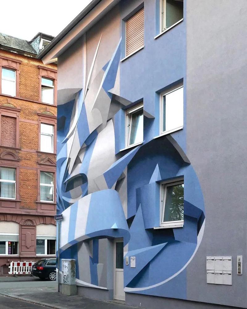 Peeta (Италия). Иллюзорный фасад