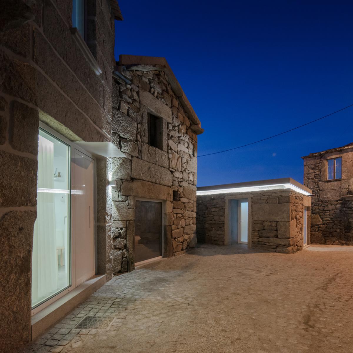 Covo Interiors (Португалия). Старый новый дом