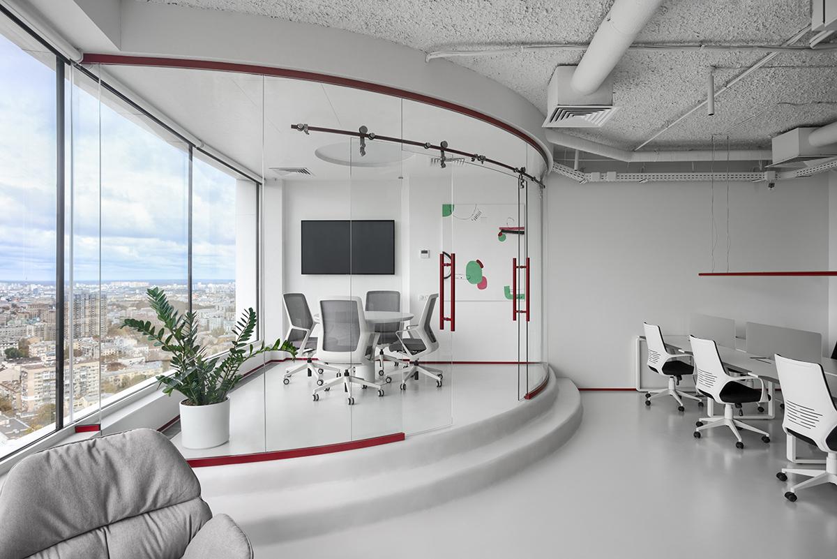 Lauri Brothers (Украина). Самый высокий офис в Украине
