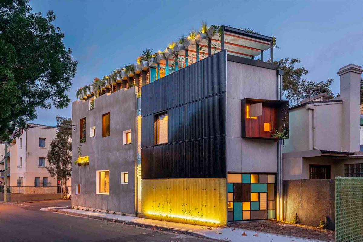 CplusC Architectural Workshop (Австралия). Джунгли на крыше