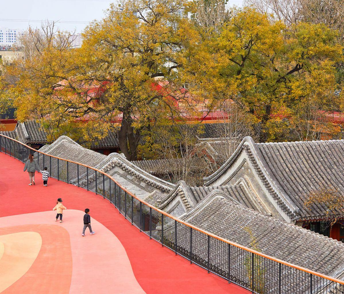 MAD (Китая). Детский сад в Пекине