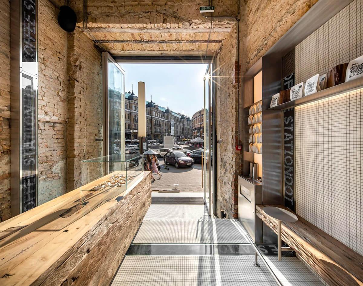YOD Group (Украина). DOT Coffee Station