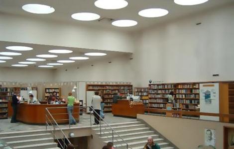 Библиотека в Выборге