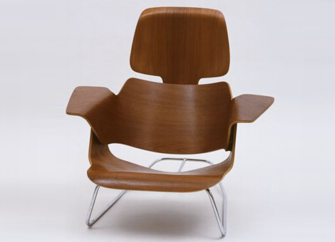Lounge Chair, 1944