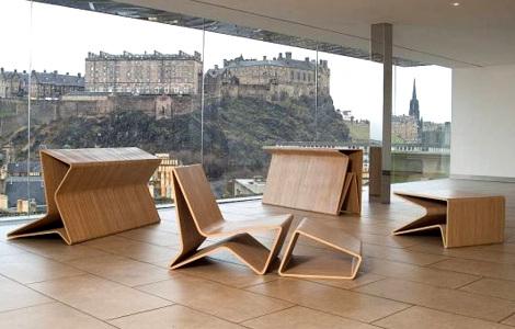 Series X: Стол — стул — и многое другое