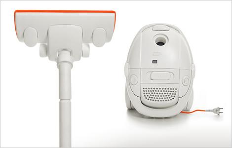 Ultrasilencer Z3300 от Electrolux: Звучание снегопада
