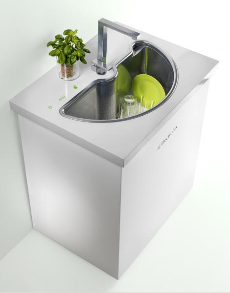Раковина + посудомоечная машина Pure Washer