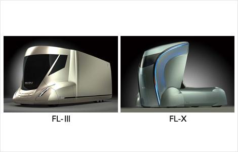 Isuzu FL-III, FL-X