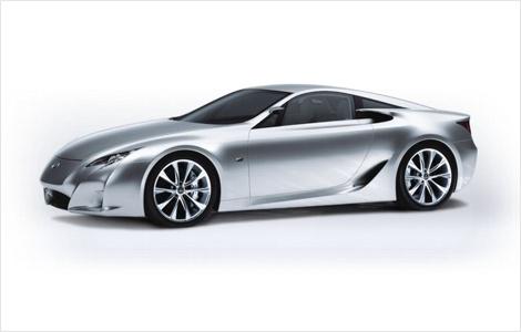 Lexus LA-F