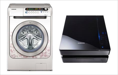 Две дизайнерские новинки Samsung: GranDecor и SCX-4500