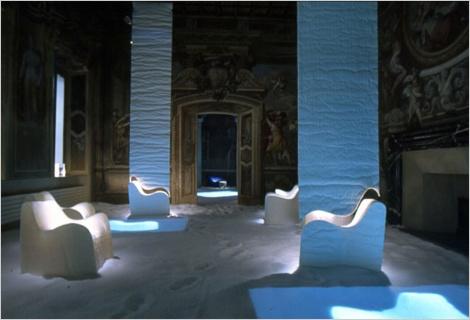 Tokujin Yoshioka - Milano Salone In da Driade (2002)