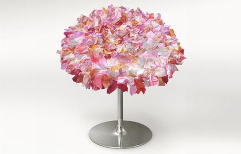 Кресло-Букет (Bouquet Chair) от Токуджина Йошиоки