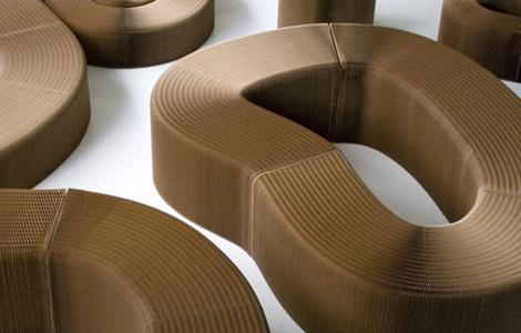 Molo Design. Очень гибкая мебель