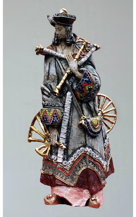 Андрій Корвач - Пілігрим (приватна колекція, США)