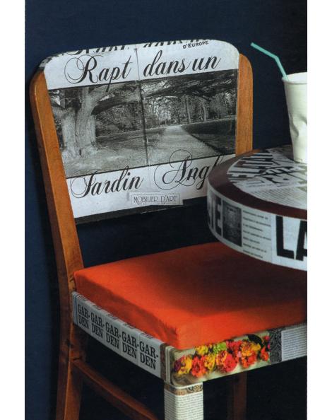 Идеи, как дать вторую жизнь старой мебели.