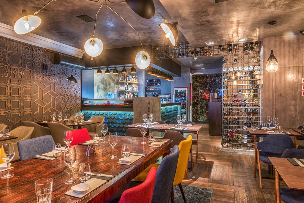 Yaroslav Galant (Украина). Мультикультурный ресторан в Лиссабоне