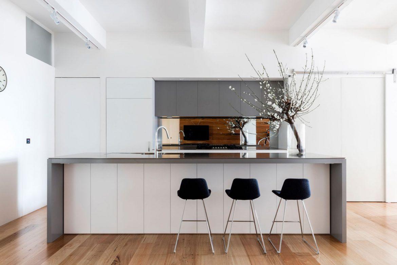 Josephine Hurley Architecture (Австралия). Квартира на историческом складе