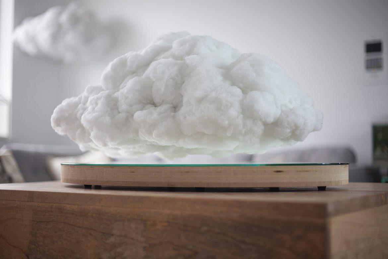 Richard Clarkson Studio и Clearlev (Нидерланды). Облако Making Weather