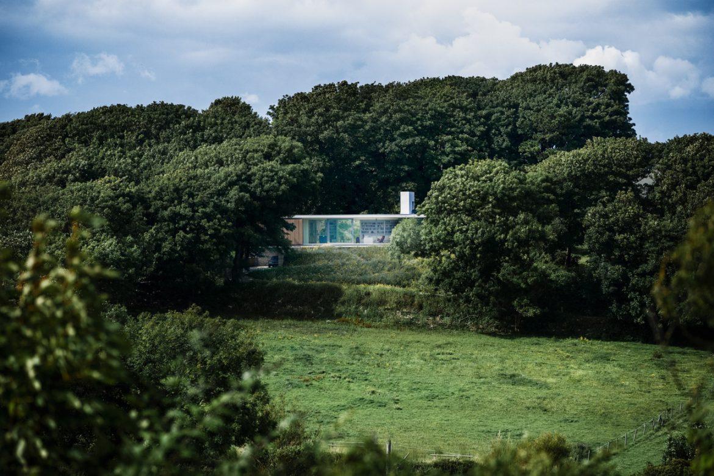 Ström Architects (Великобритания). Современный дом для пенсионеров