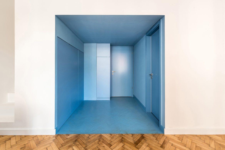 Batlab Architects (Венгрия). Квартира 3 в 1