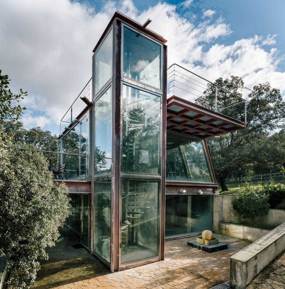Рenelas Аrchitects (Испания). Дом для медитаций