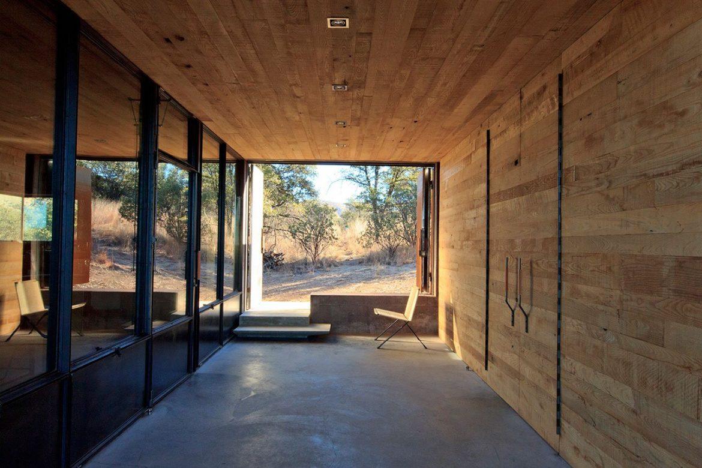 DUST Architects (США). Эко-дом в аризонской долине
