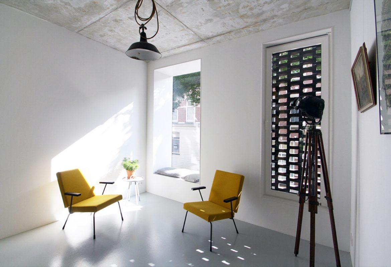 skinnySCAR (Нидерланды). Дом для архитекторов на месте развалюхи