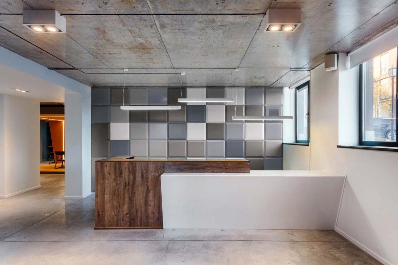 Martin Architects (Украина). Офис ЖК «Белый Шоколад»